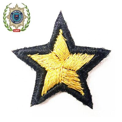 Estrella de grado oro