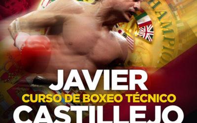 Curso de Boxeo Técnico con Javier Castillejo