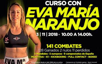 Curso con Eva María Naranjo