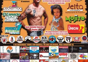 Velada de Boxeo Solidario