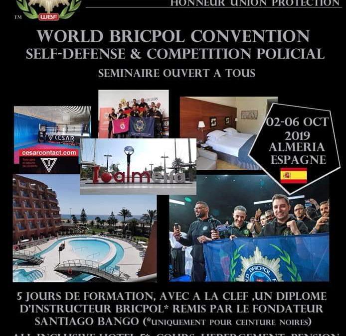 Convención mundial de Bricpol en Almería